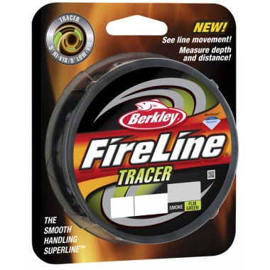 Plecionka Fireline Tracer Braid