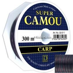 Żyłka Super Camou średnica: 0.25 mm, długość: 300 m