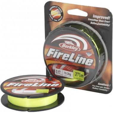 Plecionka FireLine Yellow