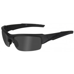 Okulary CHVAL08 - VALOR Polarized Smoke Grey, Matte Black Frame