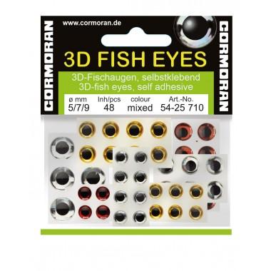 Samoprzylepne rybie oczy