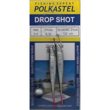 Zestaw drop shot