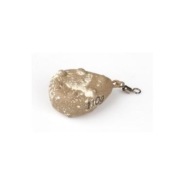 Ciężarek karpiowy z krętlikiem piaskowy