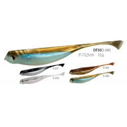 Guma V-Lures Drop Shot DEAD FISH