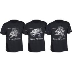 T-shirt HELLS ANGLERS okoń/szczupak/sandacz