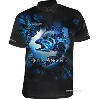 T-Shirt oddychający ClimaDry z zamkiem
