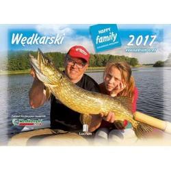 Kalendarz rodzinny 2017