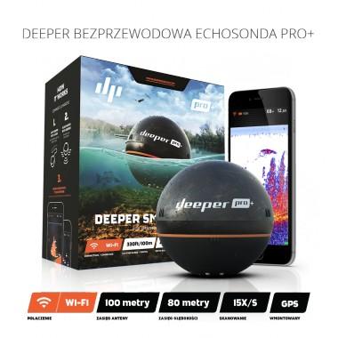 Deeper Smart Sonar PRO+ Deeper