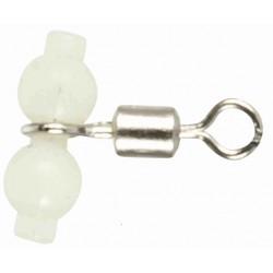 Krętlik z fluorescencyjną perłą