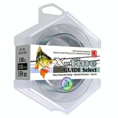 Plecionka GUIDE SELECT X-Fine