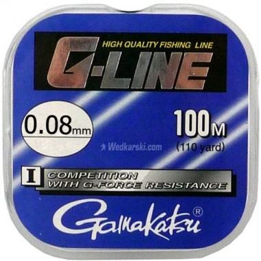 Żyłka G-line Competition Blister Gamakatsu