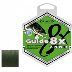 Plecionka Guide 8X V-Power