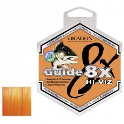 Plecionka Guide 8X Hi-Viz