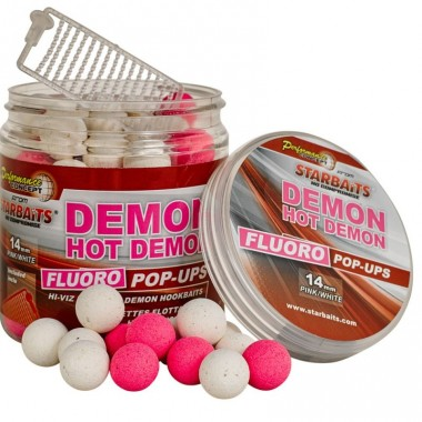 Demon Hot Demon Fluo Pop Up Star Baits