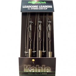 Kable Leadcore Leaders Lead Clip