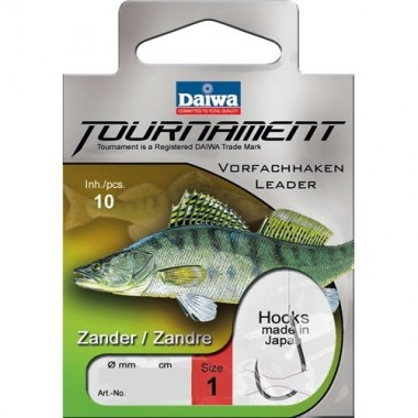Haki Tournament sandaczowe Daiwa