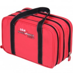 Torba Steelpower Red Water Repellent Lure Case