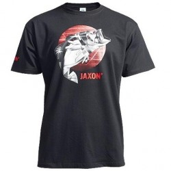 Koszulka czarna z rybą