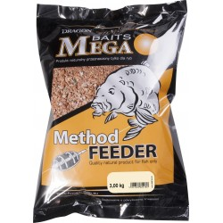 Zanęta Mega baits method Feeder