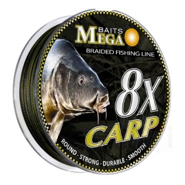 Plecionka 8x Carp Mega Baits