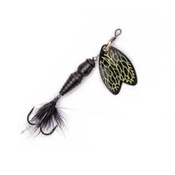 Błystka Bug Stone Fly czarny/szary