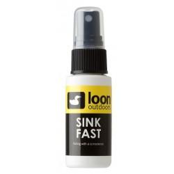 Płyn do sznurów muchowych Loon Sink Fast