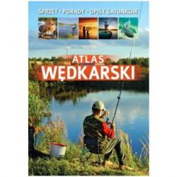 Książka Atlas wędkarski