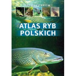 Książka Atlas Ryb Polskich