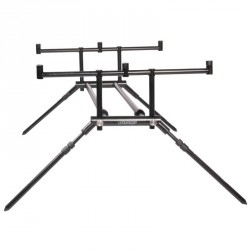 Rod Pod Mad Alu Twin Back Bone