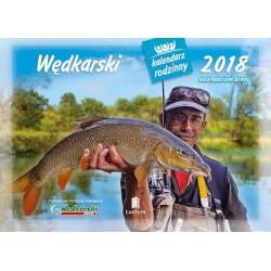 Kalendarz Wędkarski Świat 2018
