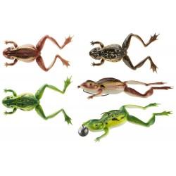 3D Softfrog
