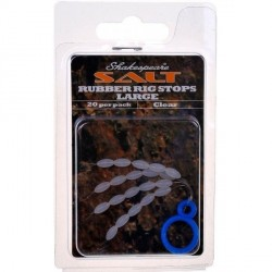 Stopery Rubber Rig Stops Clear
