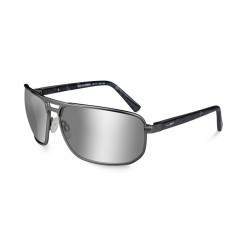 Okulary Hayden Polarized Silver Flash Smoke Grey Lens
