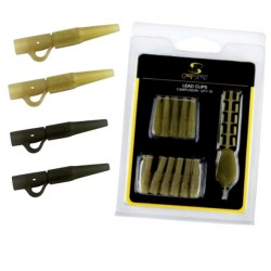 Lead Clips Pack X10 Carp Spirit