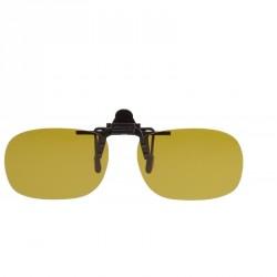 Nakładka na okulary polaryzacyjna żółta