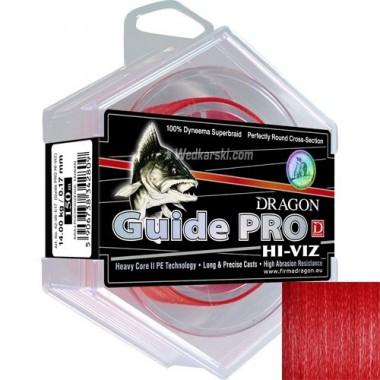 Plecionka DRAGON GUIDE PRO HI-VIZ