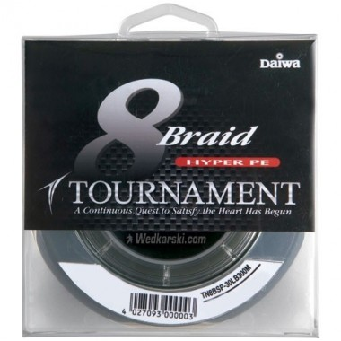 Plecionka Tournament 8xBraid Daiwa