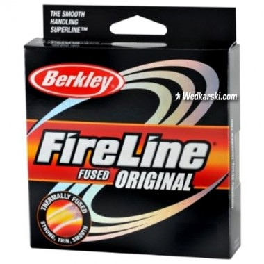 Plecionka FireLine Flame Green