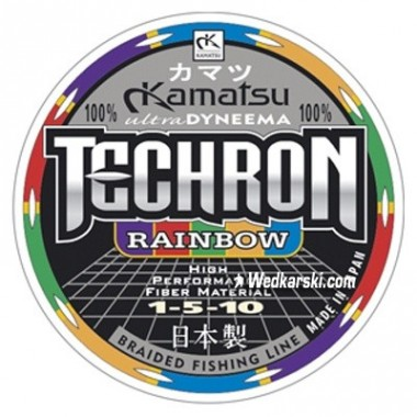 Plecionka Techron Rainbow