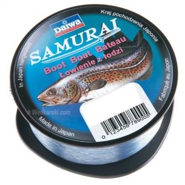 Żyłka Samurai Łowienie z łodzi średnica: 0.45, długość: 200 m