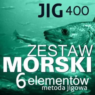 Zestaw morski 400 JIG