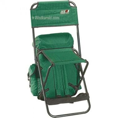 Krzesło Wędkarskie z oparciem i torbą