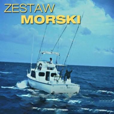 Zestaw Morski Wedkarski.com