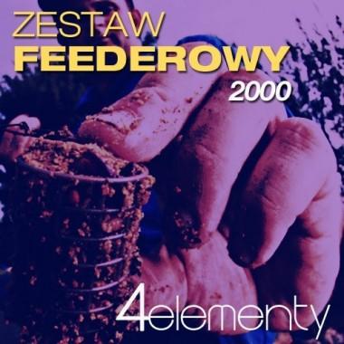Zestaw feederowy 200 Wedkarski.com