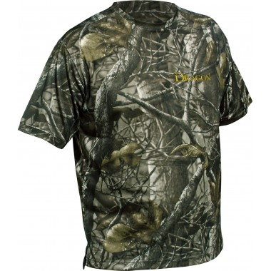 Koszulka Tecl-Wood CAMOU