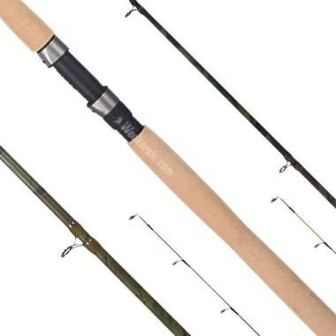 Wędka Mystery Camou Feeder 40-80 gram, Długość: 390 cm