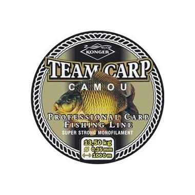 Żyłka TEAM CARP CAMOU Konger
