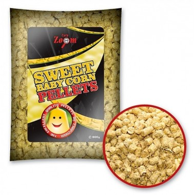 Pellet zanętowy Sweet Baby Corn Pellets Carp Zoom