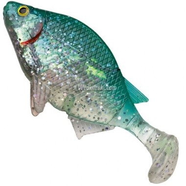 B-SG Flat Shiner kolor: Sand Eal 8cm
