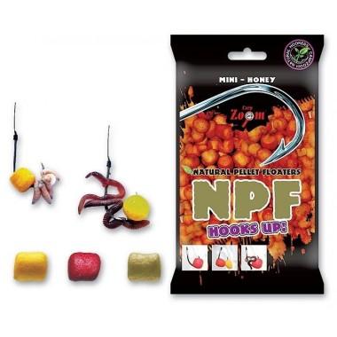 Naturalny pellet pływający NPF